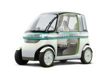 超小型試作車(2)